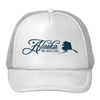 Alaska (estado el mío) gorra