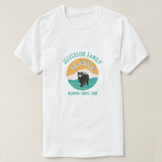 Alaska family reunion cruise T-Shirt