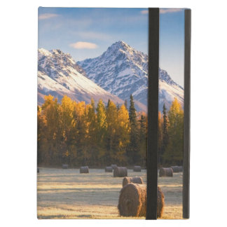 Alaska Farming iPad Air Case