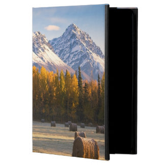 Alaska Farming iPad Air Cover