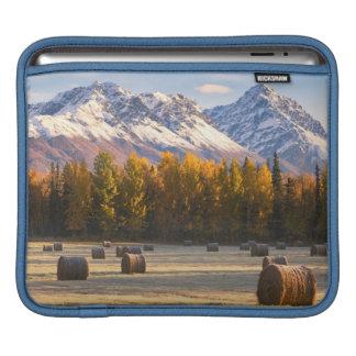 Alaska Farming iPad Sleeve