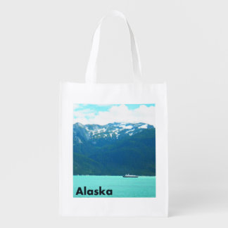Alaska Ferry Grocery Bag