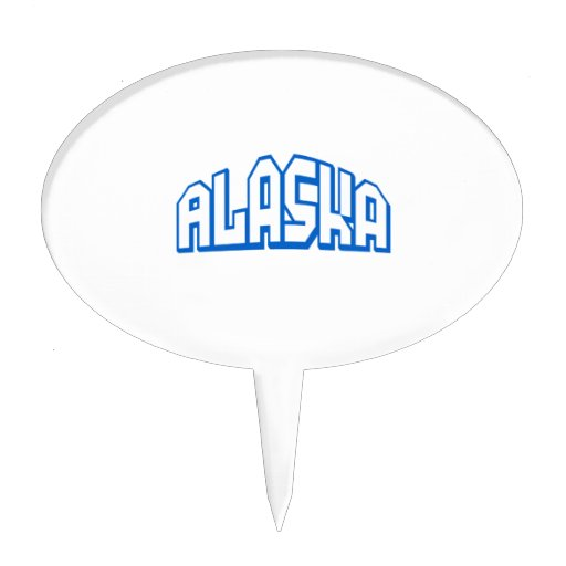 Alaska Figura De Tarta