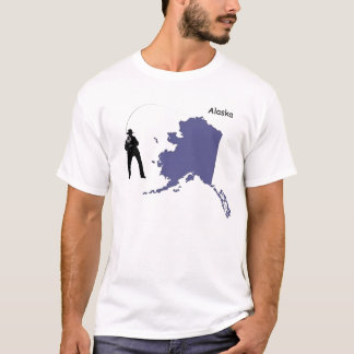 Alaska Fishing T-Shirt