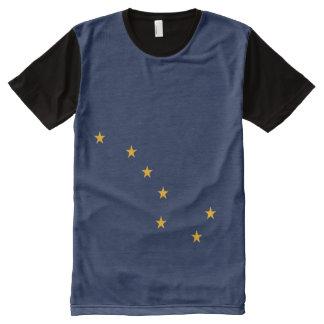 Alaska flag All over print shirt