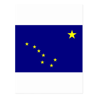 Alaska FLAG International Postcard