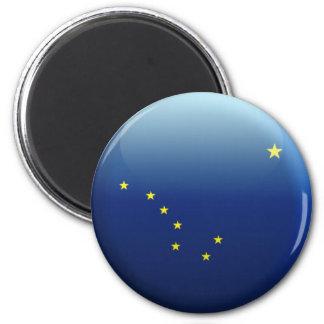 Alaska Flag Magnets