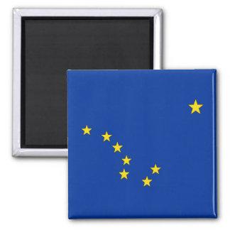 ALASKA FLAG REFRIGERATOR MAGNET