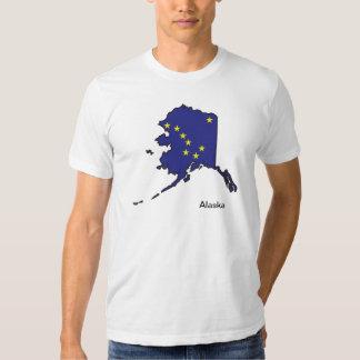 Alaska Flag Map Shirt