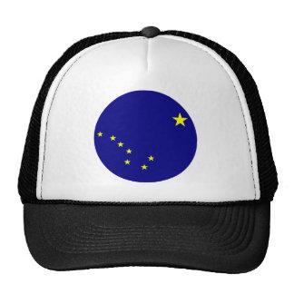 Alaska Flag Theme 00 Trucker Hat