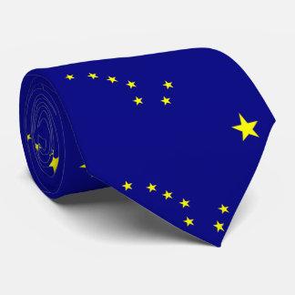 Alaska Flag Tie