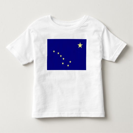 Alaska Flag Toddler T-shirt