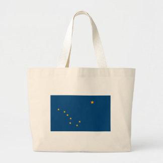 Alaska Flag Tote Bag