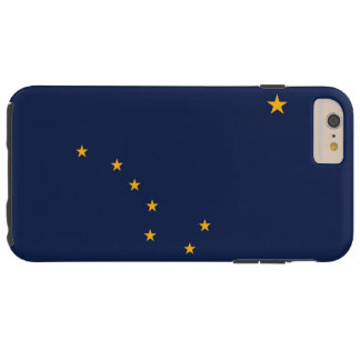 Alaska flag tough iPhone 6 plus case