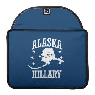 ALASKA FOR HILLARY SLEEVES FOR MacBook PRO