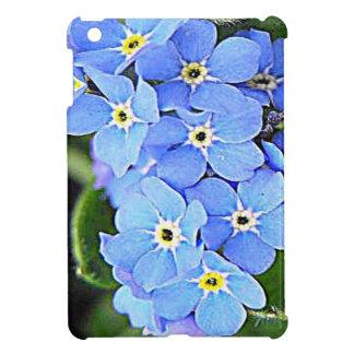 Alaska Forget-Me-Not iPad Mini Cases