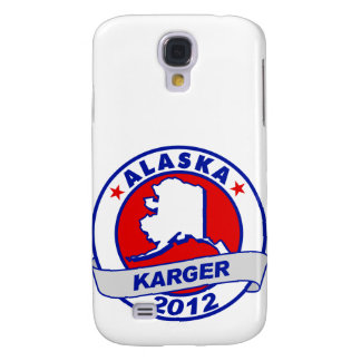 Alaska Fred Karger Galaxy S4 Covers
