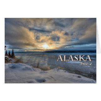 Alaska Freeze Card