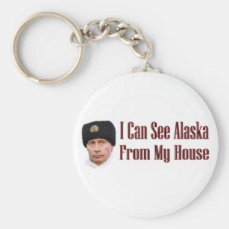 Alaska from my house keychain