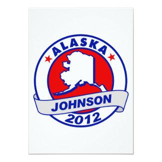 Alaska Gary Johnson Invites