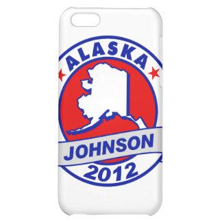 Alaska Gary Johnson iPhone 5C Cases
