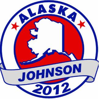 Alaska Gary Johnson Photo Cutouts