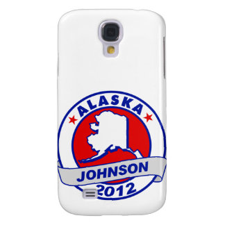 Alaska Gary Johnson Samsung Galaxy S4 Covers