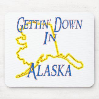 Alaska - Getting abajo Alfombrillas De Ratón