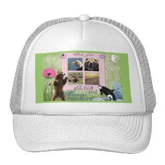 Alaska Girls Are Tuff & Always Fabulous Hat
