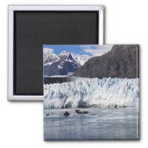 Alaska  Glaciers Magnet
