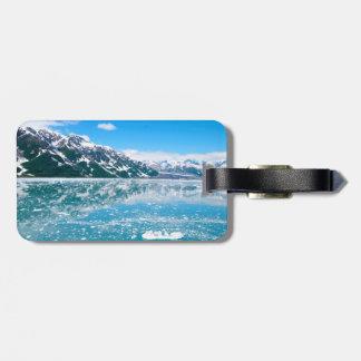 Alaska Glasier Bag Tag