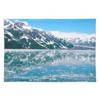 Alaska Glasier Manteles