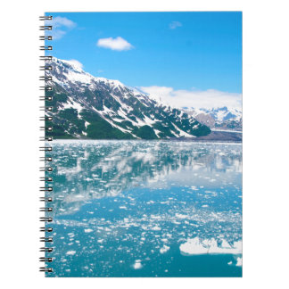Alaska Glasier Notebook