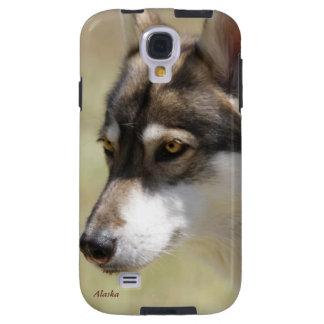 Alaska Gray Wolf Case Mate Samsung Galaxy S4 Tough
