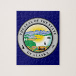 Alaska Great Seal Jigsaw Puzzles