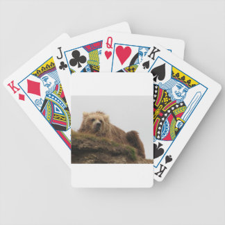 ALASKA GRIZZLY BICYCLE PLAYING CARDS