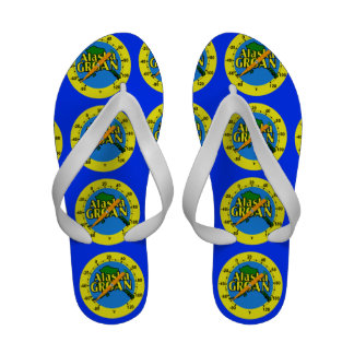 Alaska Groan Thermometer Sandals