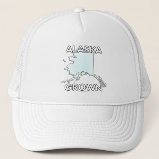 Alaska Grown Trucker Hat