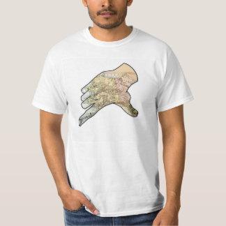 Alaska Hand T-Shirt