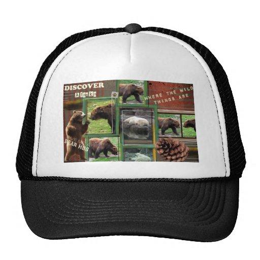 Alaska-  hats