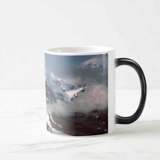 Alaska / Hayes Glacier Mugs