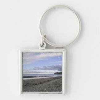 Alaska Heavenly Beaches Keychain