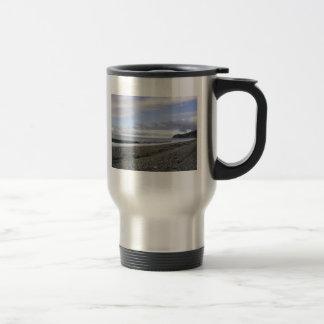 Alaska Heavenly Beaches Travel Mug