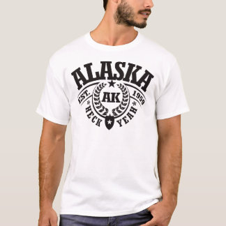 Alaska, Heck Yeah, Est. 1959 T-Shirt