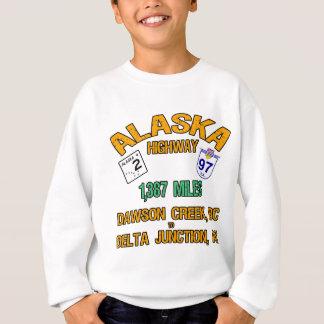 Alaska Highway Sweatshirt