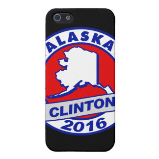 alaska Hillary Clinton 2016.png Covers For iPhone 5