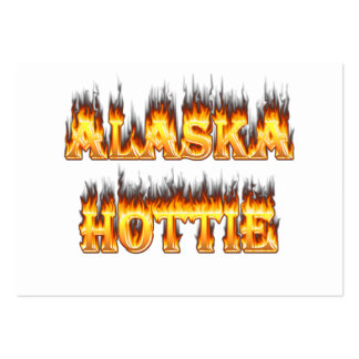 Alaska Hottie Business Card Templates