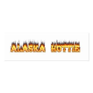Alaska Hottie Business Cards
