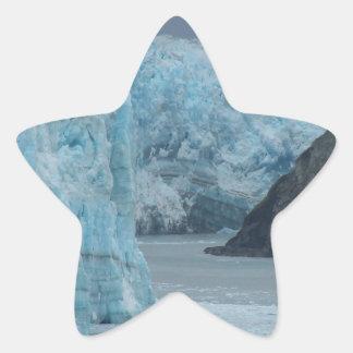 Alaska Hubbard Glacier Sticker