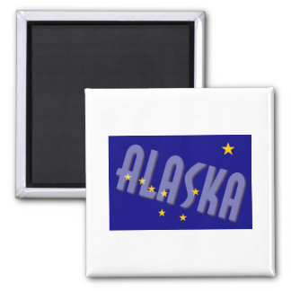 Alaska Imán